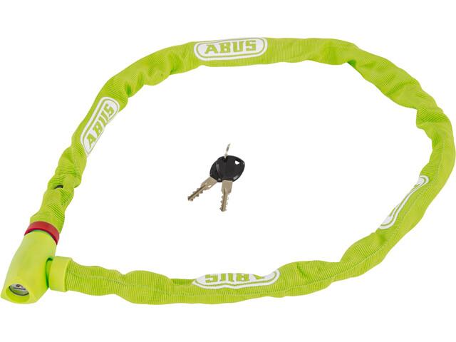 ABUS 585/100 uGrip Kettingslot, lime
